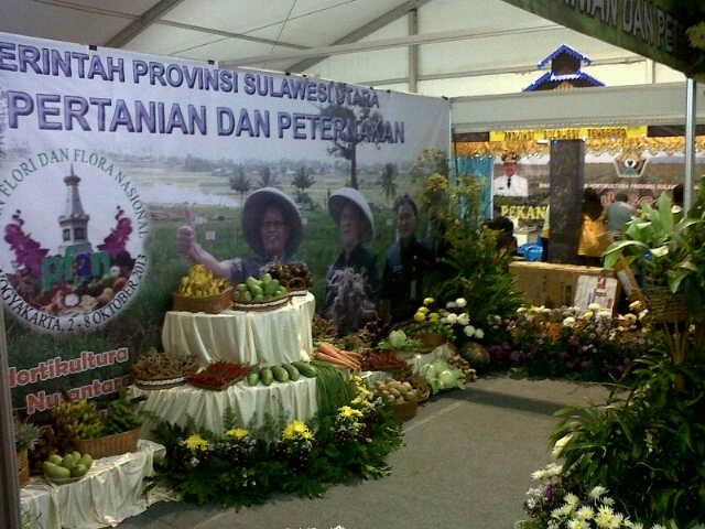 Stand Sulut di PF2N 2013